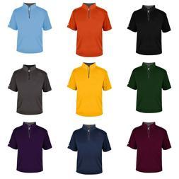 1/4 Zip Pullover 4199 B-Core Badger Sport Men's Polyester Sh
