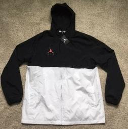 b7a5c1c90991de Editorial Pick  110 Air Jordan Men s Nike Jacket Black White Zip Hooded Jum