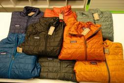 $199 NWT Patagonia M's Nano Puff Jacket All Colors Sz S M L