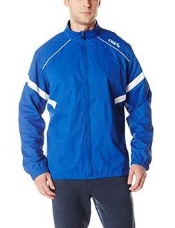 ASICS Men's Surge Warm-Up Jacket , Large