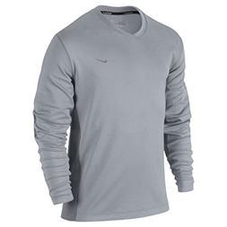 2014 Nike DRI-FIT Tech Mens Golf Sweater LC Lt Magnet Grey/C