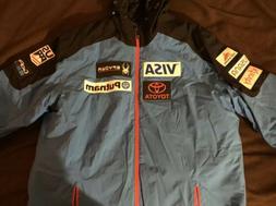 2018 US SKI TEAM SPYDER Insulated Hoody Jacket Men's XL Gr