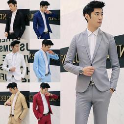 2019 Hot Brand Clothing Blazer Masculine Blazer M-<font><b>2