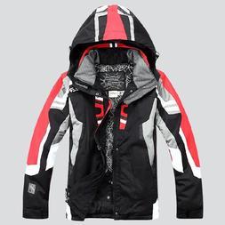 2019 Men's warm Hiking ski suit Jacket Waterproof Coat snowb