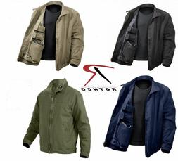 Rothco 3 Season Concealed Carry Jacket Coat 5385 with Inside