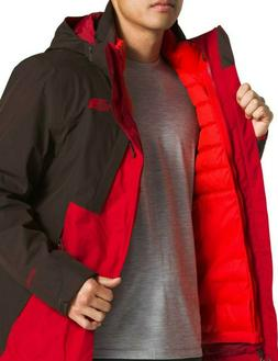 $349 MENS THE NORTH FACE MOUNTAIN LITE TRICLIMATE JACKET,3 I