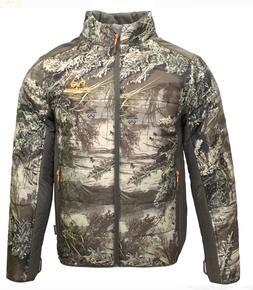 3M NEW XL Mens RealTree MAX1 XT Packable Insulated Jacket Co