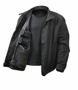 Rothco 5385 3 Season Concealed Carry Jacket - Black, Khaki,