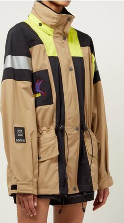 GANNI 66 Degrees North NeoShell Iceland Jacket Full Zip Medi