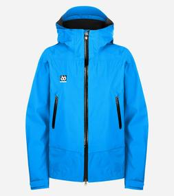 66° North Snaefell NeoShell Shell Jacket / Pool Blue / M /