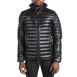 66North Vatnajokull 800 Jacket - Men's Black XL