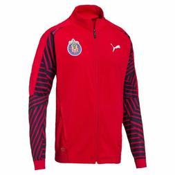 Mens Puma Chivas Stadium Jacket