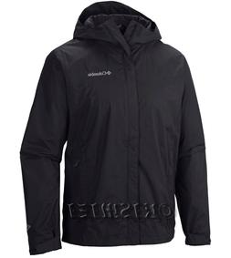 "New Mens Columbia ""Watertight II"" Omni-Tech Packable Rain Wi"