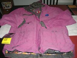UNDER ARMOUR Men's Utility Shell Jacket sz XL X-Large Auberg