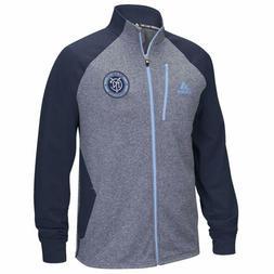 Adidas MLS Soccer Mens New York City Football Club Fleece Tr