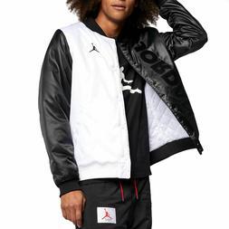 Air Jordan Retro 11 Legacy Men's Jacket White-Black BQ0171-1