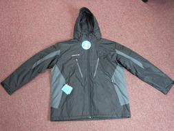 Columbia Men's Antimony Iv Jacket, Black, Graphite,  Medium