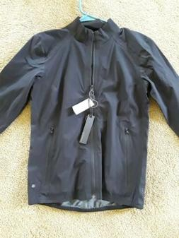 Aether Apparel Jet Black Jacket Size 1 Small