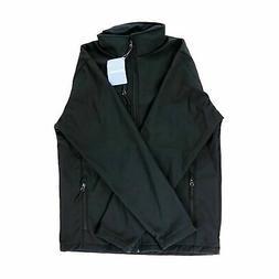 Columbia Men's Ascender Softshell Jacket, Black, Medium