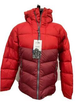 RAB Asylum Jacket Men's DOWN Hooded Puffer 650 Fill Pertex M