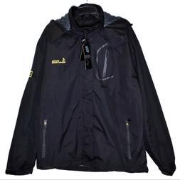 WANTDO AZ & Outdoor Men's Black Jacket  8301 >NEW<