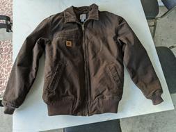 bankston mens jacket brown s small work