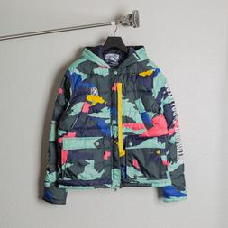 BILLIONAIRE BOYS CLUB BBC MENS OUTDOOR  PARK CITY HEMLOCK JA