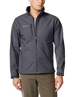 Columbia Ascender Softshell Jacket - Mens Graphite, S