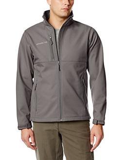 Columbia Men's Ascender Softshell Jacket, Boulder, Small