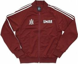 Big Boy Alabama A&M Bulldogs S2 Mens Jogging Suit Jacket