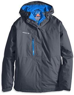 Columbia Men's Alpine Action Jacket, Graphite/Super Blue, La