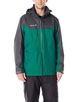 Columbia Men's Big Whirlibird Interchange Jacket, Wildwood G