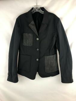 Diesel Black Gold Mens Jacket Black 48