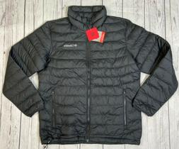 Columbia Black Thermal Coil Jacket Mens Size M