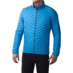 KJUS Blackcomb Down Jacket Size:M.Malta Blue.NWT.