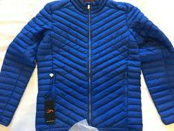 KJUS Blackcomb Down Jacket Size:M Blue.NWT.