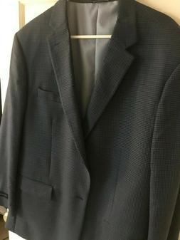 Tommy Hilfiger Blazer Jacket Men's 48R    Blue