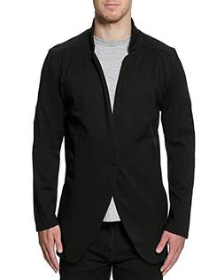 Anerkjendt Men's 'Odie' Blazer Medium Dark Blue