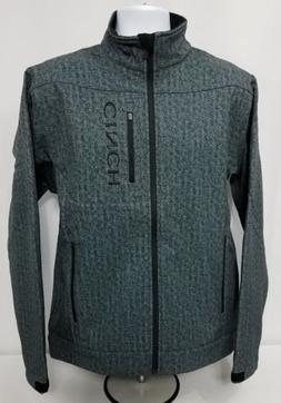 1a2cbbb85262 Cinch Bonded Softshell Jacket. Men s Size MEDIUM