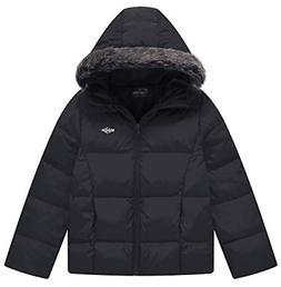 2c01e447e7adc Wantdo Boy s Lightweight Puffer Down Jacket with Hood Packab