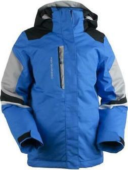 Obermeyer Boys Fleet Jacket,  Ski Snowboarding Winter Jacket