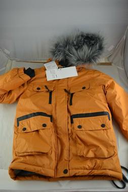 0df00762d56 Editorial Pick Wantdo Boys Waterproof Ski Jacket Parka Jacket Windproof War