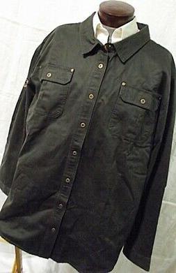 BRAND NEW Legendary Whitetails Mens Waxed Cotton Shirt Jacke