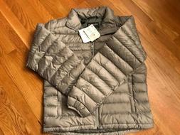 Brand New Men's Marmot Zeus Down Jacket - Men's M Grey