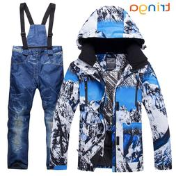 TRINGA Brands <font><b>Ski</b></font> Suit <font><b>Men</b><