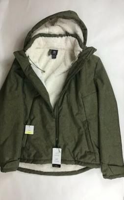 C9 Champion Mens Large Warmest Hooded Softshell Sherpa Lined