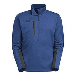 The North Face Canyonlands 1/2 Zip Mens Monster Blue Heather