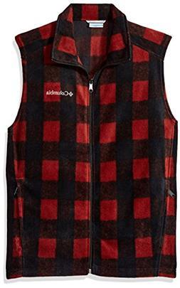 Columbia Men's Cascades Explorer Full Zip Fleece Jacket, Dee
