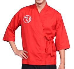 Catering Chef Jackets Coat Sushi Restaurant Bar Clothes Unif
