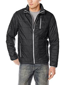Men's Certified RECYCLED Lithium Quilted Jacket from Charles